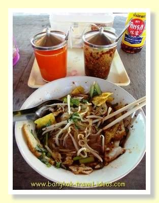 Koh Kood spicy noodle soup