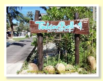 TinkerBell Privacy Resort on Koh Kood