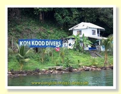 Koh Kood Divers on Koh Kood