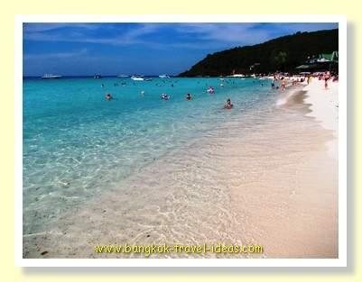 Tien Beach, Koh Lan