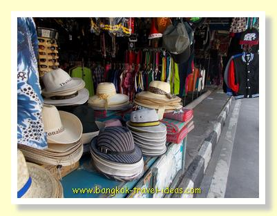 On the way to Koh Samet and shopping at Ban Phe market