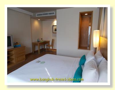 Room at Sai Kae Beach Resort on Koh Samet