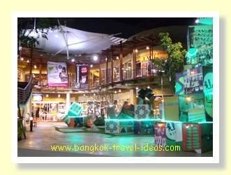 Klang shopping mall