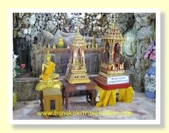 Wat Payap buddha images