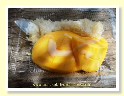 Thai foods on sale