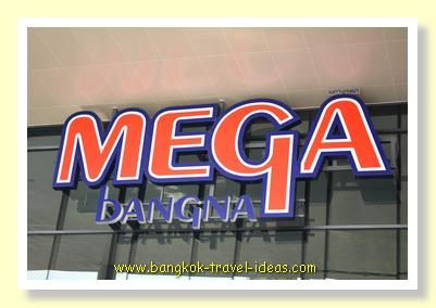 Mega Bang Na shopping mall