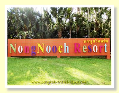 Nong Nooch Resort