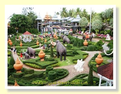 Nong Nooch prehistoric park