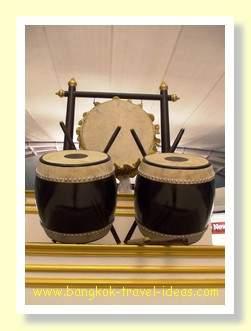 Thai drums
