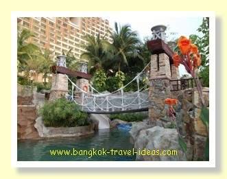 Centara Grand Mirage Beach Resort complex