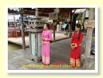 Welcome to Pattaya floating market