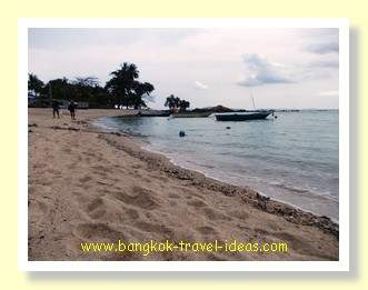 Pattaya beaches near Bangkok