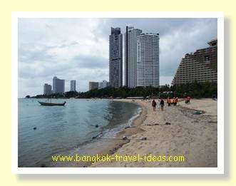 Wongamat Beach Pattaya