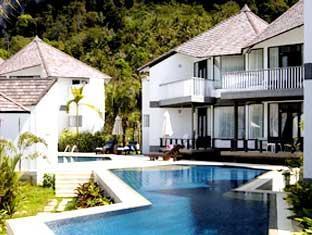 Cottages at Peace Laguna Resort in Ao Nang