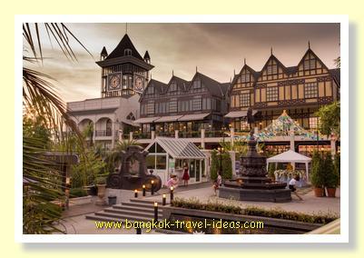 Pickadaily Bangkok shopping mall