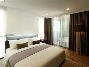 Quad Suites Silom in the heart of the Bangkok business district