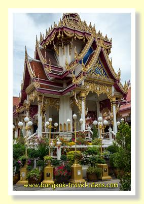 Wat Ratcha Singkorn Temple in Bangkok