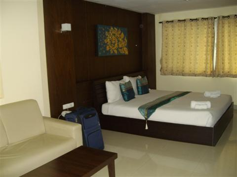 Regent Suvarnabhumi Hotel Deluxe room