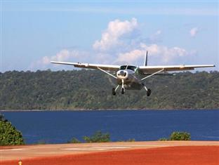 Soneva Kiri private plane from Bangkok