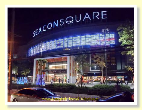 Seacon Square shopping mall