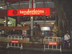 Tenderloins restaurant