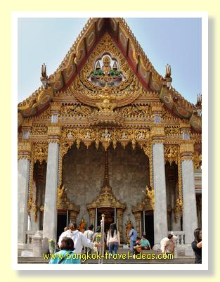 Wat Hua Lamphong Bangkok