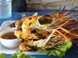Bang Saen seafood
