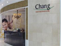 Bangkok Airport Chang Spa