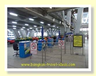 Taxi from Pattaya to the airports in Bangkok - Suvarnabhumi, Don ...