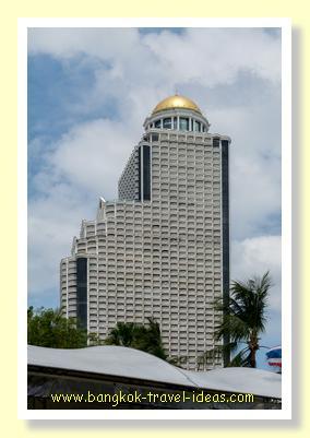 Le Bua Hotel on the Chao Phraya River Bangkok