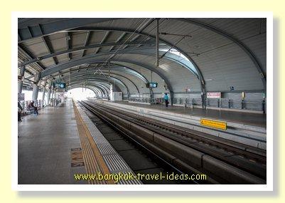 ARL station in Bangkok