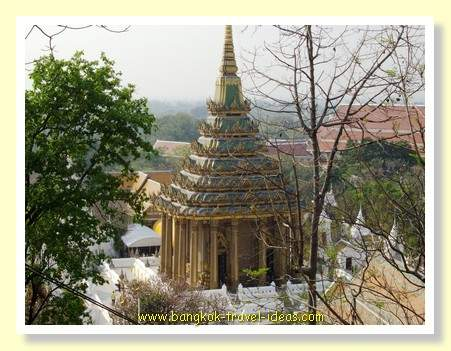 Wat Phra Phutthabat, Saraburi, home of the Buddha's footprint