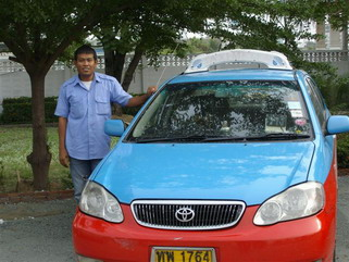 Bangkok taxi to Seacon Square