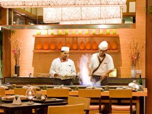 Centara Grand Samui Hotel has a fabulous breakfast each morning