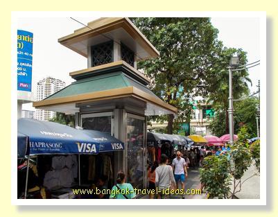 Street at Ratchaprasong
