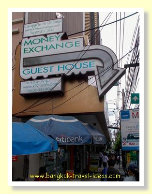 K79 Money Exchange and guest house