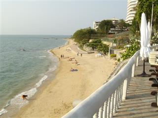 Private beach for Pattaya tourists