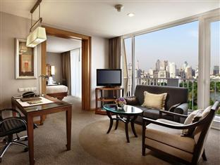 The Dusit Thani has a range of rooms and suites available