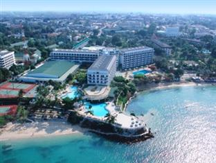 Dusit Thani Pattaya aerial view