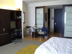 Serviced apartment for the cost of a Bangkok hotel room