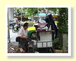 Bangkok shoe repair