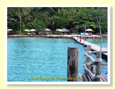 Siam Beach Resort on Koh Kood