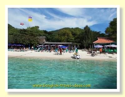 Beach near Bangkok