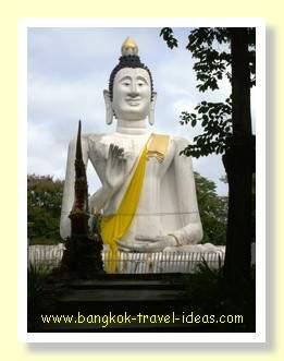Buddha image on Koh Samet