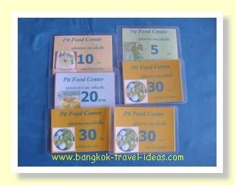 Korat food market coupons