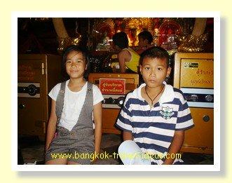 Learn to speak Thai when in Bangkok