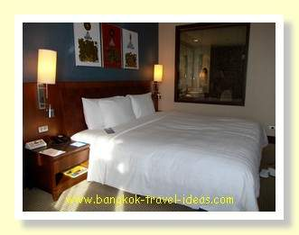 Executive room nicely laid out