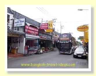 Soi to Centara Grand Mirage Beach Resort, Pattaya