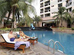 4-star President Park Hotel in Sukhumvit