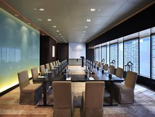 The Pullman Hotel Bangkok has full business facilities and can be booked through an Agoda hotel booking
